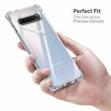 For Samsung Galaxy S10 5G Clear Lite Back Case Cover Shockproof TPU Bumper