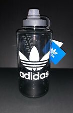 Adidas Hydration BigShot Wide Mouth Water Bottle - 50 oz - 1.5L - NS4324 Gray