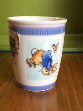 Wedgwood Peter Rabbit beaker