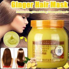 Ginger Moisturizing Hair Mask Damaged Repair Hair Care Treatment Cream Baked 500