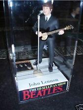 Ed Sullivan The Beatles John Lennon figure case doll apple EMI