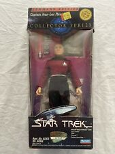 """Star Trek *Captain Jean-Luc Picard """"Command Edition"""" Collector Series Playmates"""