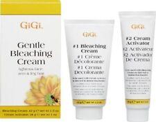 GiGi Gentle Bleaching Cream Set face arms & leg hair