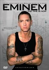 USED (LN) Eminem - The Time Is Now: Unauthorized (2013) (DVD)