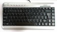 A4TECH KLS-5 Mini X-Slim Silver Natural A Keyboard, USB
