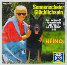 Chats - Chiens  45 tours Heino 1982
