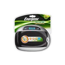 Energizer Tisch-Ladegerät für Akkus AA AAA C D 9V mit LCD-Anzeige Energizer