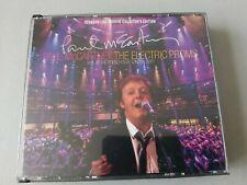 PAUL McCARTNEY THE ELECTRIC PROMS 2007 2 X CD & DVD BEATLES