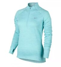 NIKE WOMEN'S RUNNING STYLE SIZE XL $85 Retail Tag New With Tags Blue Thermal