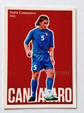 2017 Panini Nobility Soccer Red Fabio Cannavaro #97/199