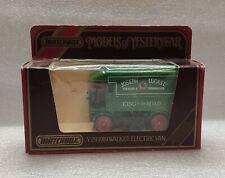 Matchbox Models of Yesteryear Y-29 1919 Camionnette Walker Unbespielt Lagerware