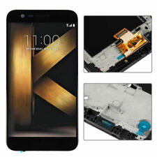 Black For LG K20 Plus MP260 TP260 VS501 LCD Touch Digitizer Screen Replacement