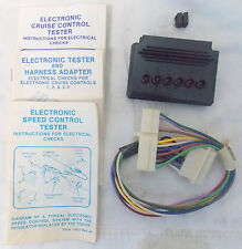 DANA ELECTRONIC CRUISE CONTROL TESTER W/HARNESS ADAPTER, USED IN GOOD CONDITION