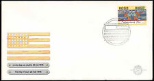 Netherlands 1976 American Revolution FDC First Day Cover #C27581