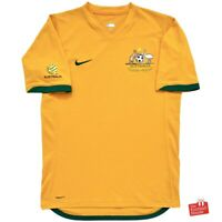 Authentic Nike Australia Socceroos 2006-08 Home Jersey. Size S, Excellent Cond.