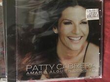 Amar a alguien como yo - Patty Cabrera Cd