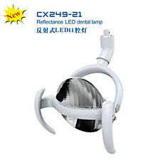 Dental Reflectance LED Oral Lamp Operating Light For Chair Unit DE CX249-21