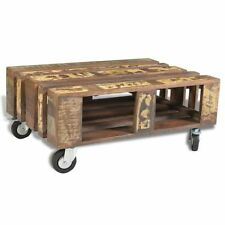 Rectangle Metal Side & End Tables with Flat Pack