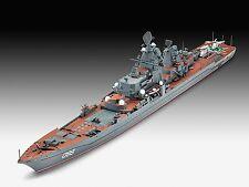 Crucero De Batalla Petr Velikiy, Revell Barco Modelo Bausatz 1:700, 05151