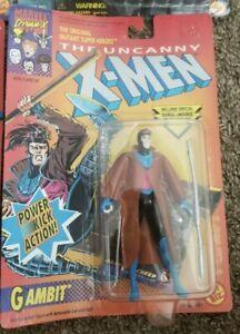 ToyBiz Vintage Marvel X-Men Gambit Action Figure 1993