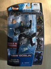 Marvel Legends Spider-Man 3 BAF Sandman. New Goblin BNIB
