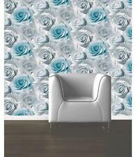 Paper Bedroom Floral Wallpaper Rolls & Sheets