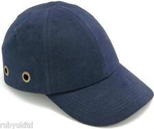 Blackrock Bump Cap Navy Hard Hat Work Safety Mens Baseball Sports Style 7001100