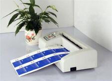 New Automatic Business Card Cutter Electric Cutter Binding Machine 90*54mm 220V