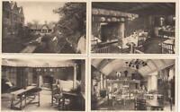 4 x LYGON ARMS Postcards.  -   BROADWAY  - WORCESTER  ( 58B )