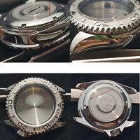 Orologio subacqueo cassa in acciaio 316L per NH35A/NH36A Movimento Impermeabile
