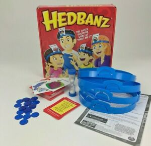 Spin Master Hedbanz Second Edition What Am I? Game Replacement Parts Pieces Card