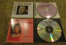 "(2) CD LOT Billie Holiday ""Songbook, Jazz Masters"" VERVE *VG to NM-*"