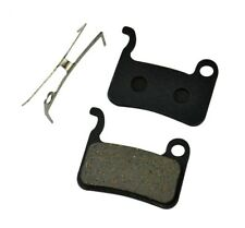 2 Pairs JEDERLO Sintered MTB Mountain Bike Bicycle Disc Brake Pads pad XTR Black