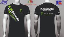 Tshirt Kawasaki MONSTER ENERGY