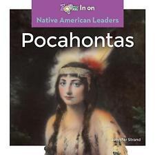 Pocahontas by Strand, Jennifer -Hcover