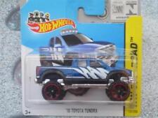 Voitures miniatures bleus pour Toyota
