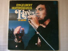 PROMO WHITE LABEL / ENGELBERT HUMPERDINCK LIVE IN JAPAN / 2LP