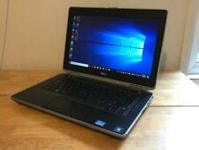 DELL CORE I5 LAPTOP WINDOWS 10 LATITUDE 8GB RAM 250GB WEBCAM DVDRW HDMI WIFI PC