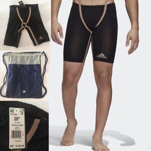 Adidas Adizero XX Jammer $350 Tech Competition Suit EK1328 Size 28