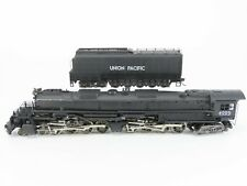HO Scale Rivarossi UP Union Pacific 4-8-8-4 Big-Boy Steam #4005 w/ Tender