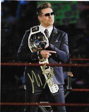 Autographed The Miz signed WWE 8x10 Photo 4 Original