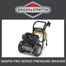 Briggs and Stratton 3600PSI Pro Series Petrol Pressure Washer
