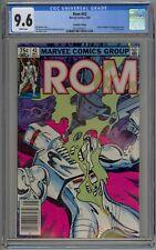 ROM #42 CGC 9.6 NM+ Wp Marvel Comics 1983 Joe Jusko Cover RARE Canadian Edition