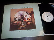 """Turning Curious """"Soul Light Season"""" 12""""EP Closer Records – CL 0062 France 1986"""