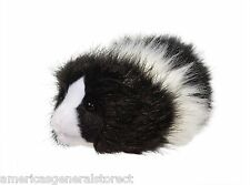 "ANGORA GUINEA PIG stuffed animal Douglas Cuddle plush 8"" long hair stuffed toy"