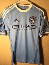 Adidas NYC FC Authentic Player Jersey ($120) Small