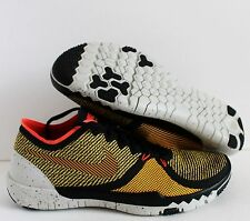 Nike Free Trainer 3.0 V4 AMP Laser Orange-Black SZ 10.5 [749374-800]