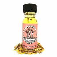 Gypsy Queen Oil for Divination Wisdom & Transformation Hoodoo Voodoo Wicca Pagan