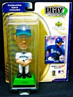 2001 Edition Upper Deck Play Markers Ichiro Seattle  Mariners Bobblehead NEW