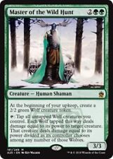 MASTER OF THE WILD HUNT Masters 25 MTG Green Creature — Human Shaman Mythic